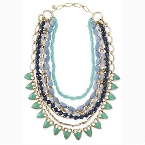 Stella & Dot Sutton Stone Necklace